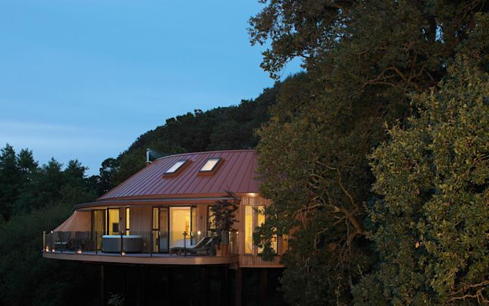 It's self catering, but not as you know it - Chewton Glen