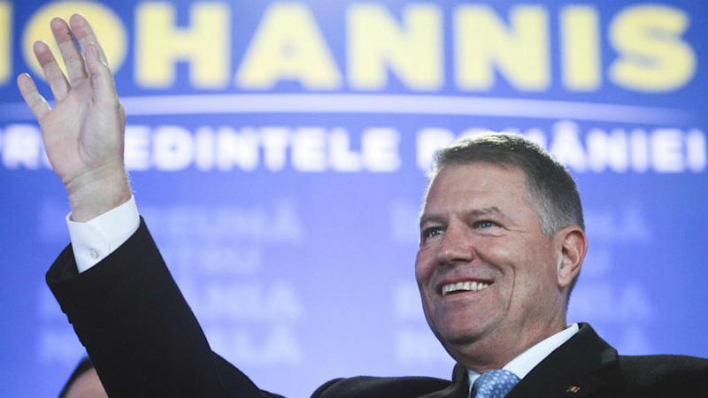 Pro-European incumbent wins Romania presidential elections