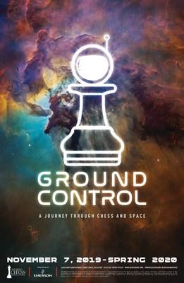 Ground Control: A Journey Through Chess and Space will showcase space-related chess items