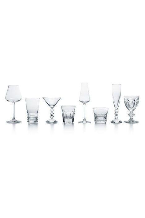 """<p><strong>Baccarat</strong></p><p>scullyandscully.com</p><p><strong>$1600.00</strong></p><p><a href=""""https://www.scullyandscully.com/tabletop/crystal-glassware/baccarat-crystal/glassware/baccarat-cocktail-party-in-a-box-set-of-8.axd?gclid=Cj0KCQiA-aGCBhCwARIsAHDl5x8MF_mP_uDOe22nYHLoqamry9-gyZXXz9tMeDb_h0i17ZxnT9iPVjEaAt2FEALw_wcB"""" rel=""""nofollow noopener"""" target=""""_blank"""" data-ylk=""""slk:SHOP NOW"""" class=""""link rapid-noclick-resp"""">SHOP NOW </a></p><p>Opt for gift ideas a couple would never indulge in, like crystal barware that encourages them to keep the celebration going—whether it's just for the two of them now, or for a larger party in the future.</p>"""