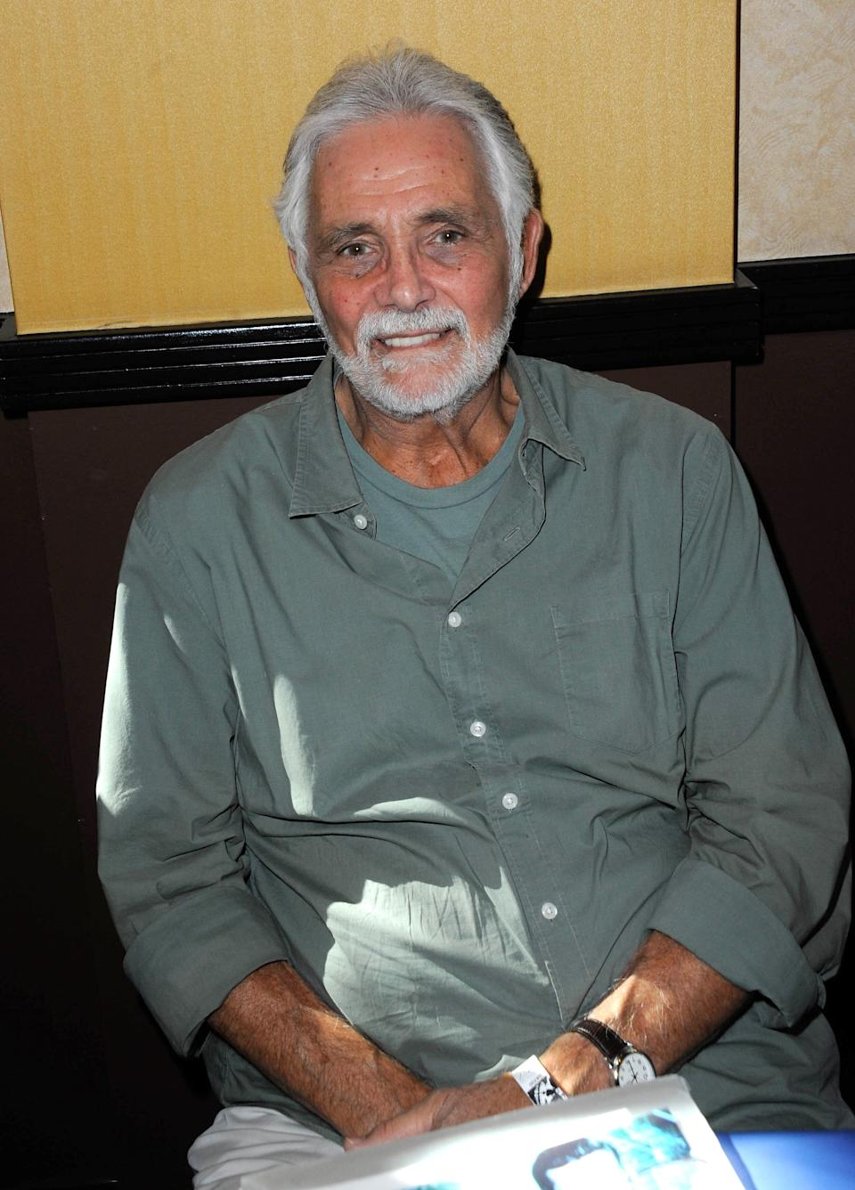 <strong>David Hedison (1927-2019)</strong><br />He was best known for his role as CIA agent Felix Leiter in the 1973 James Bond film Live And Let Die, a role he reprised 16 years later in Licence To Kill.