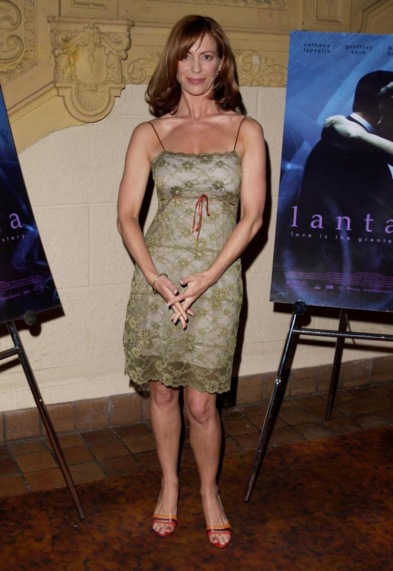Kerry won the 2001 AFI Award for Best Actress for her role in Lantana. Source: Getty
