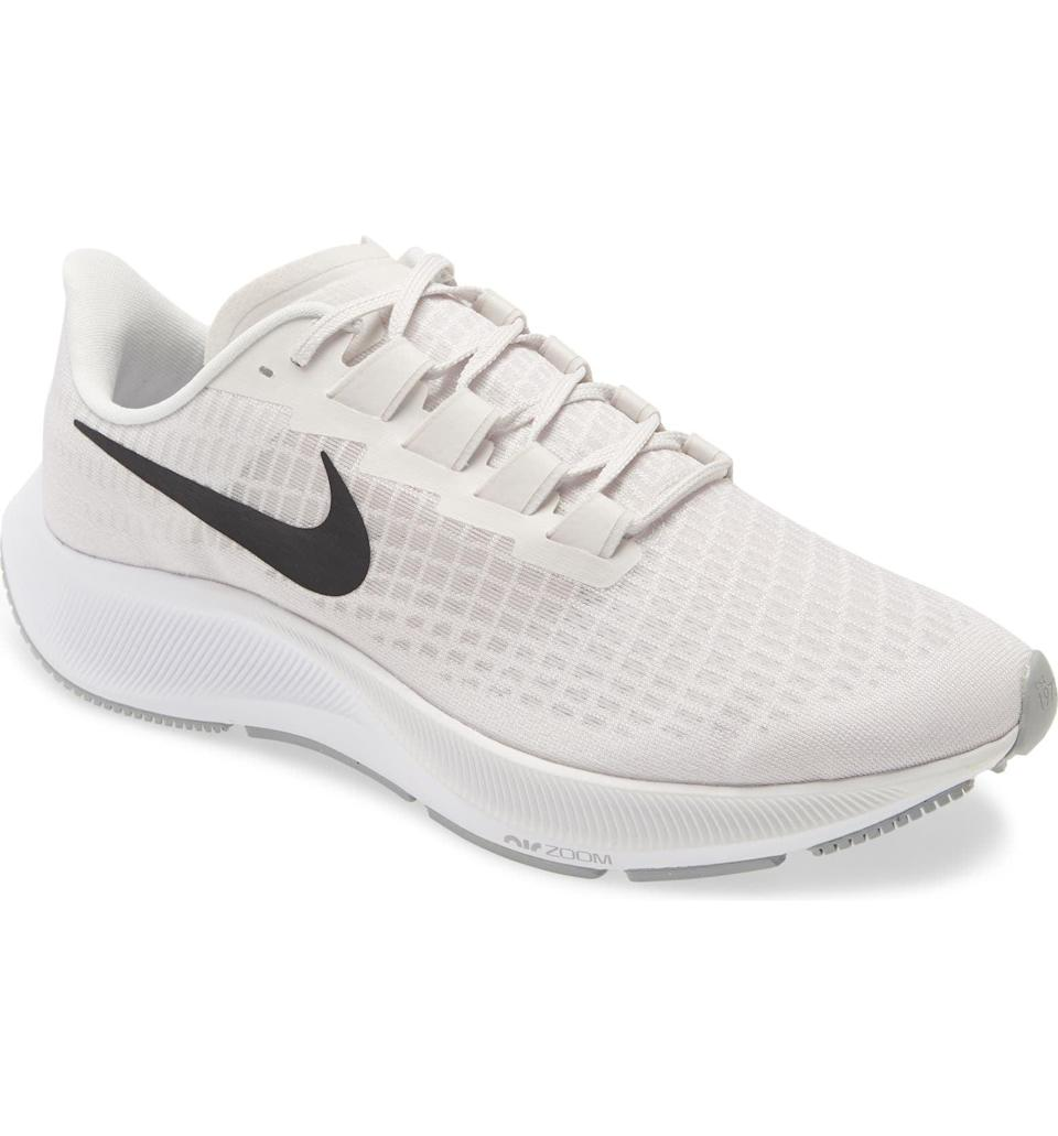 <p>They'll want to move in these <span>Nike Air Zoom Pegasus 37 TB Running Shoes</span> ($120).</p>