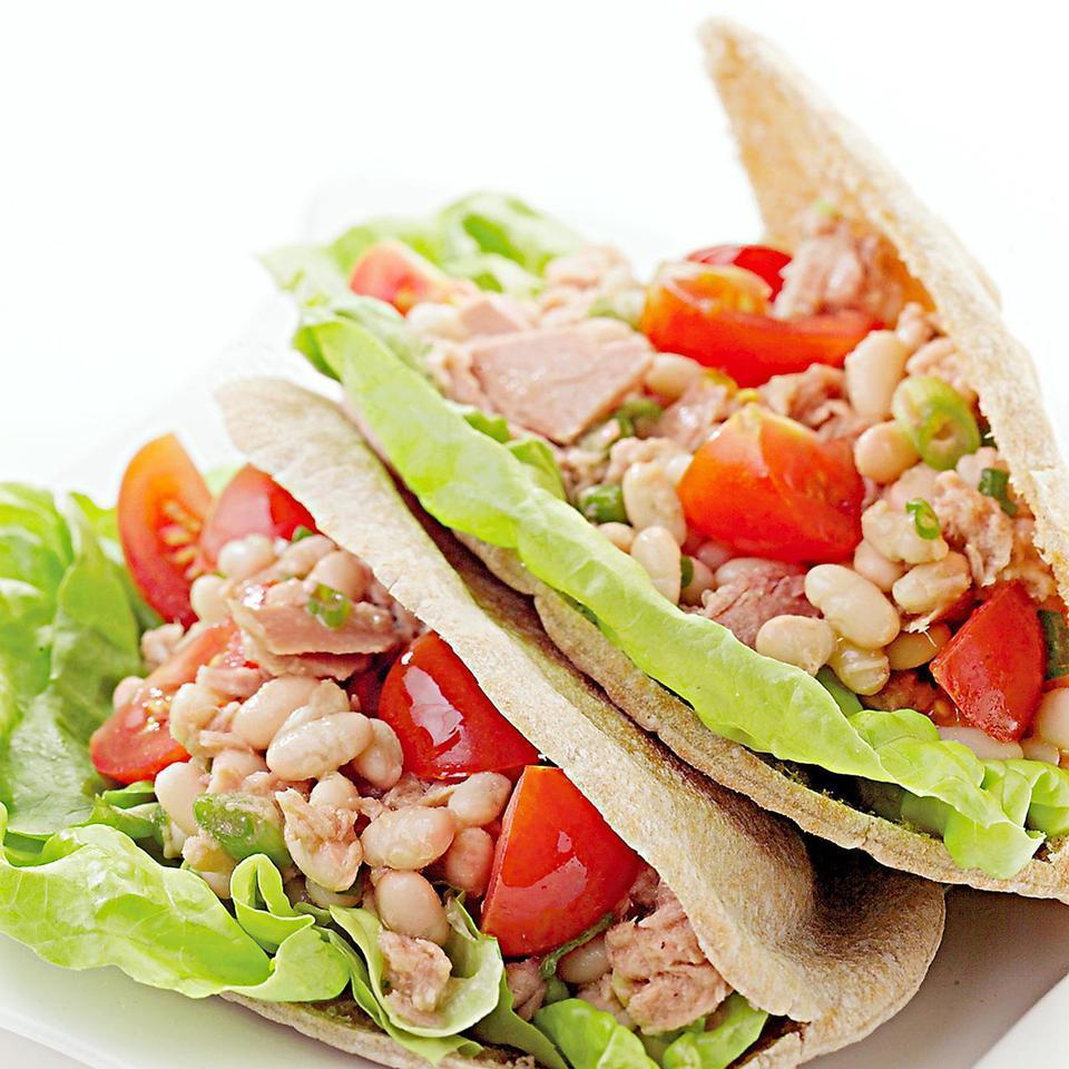 <p>This streamlined version of a northern Italian idea is perfect for a summer evening: no-fuss, no-cook and big taste. You can even make it ahead and store it, covered, in the refrigerator for several days. If you do, use it as a wrap filling for the next day's lunch.</p>