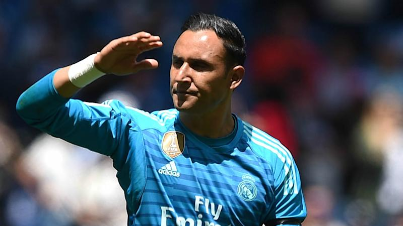 Navas must be classified as a Real Madrid legend  – Morientes