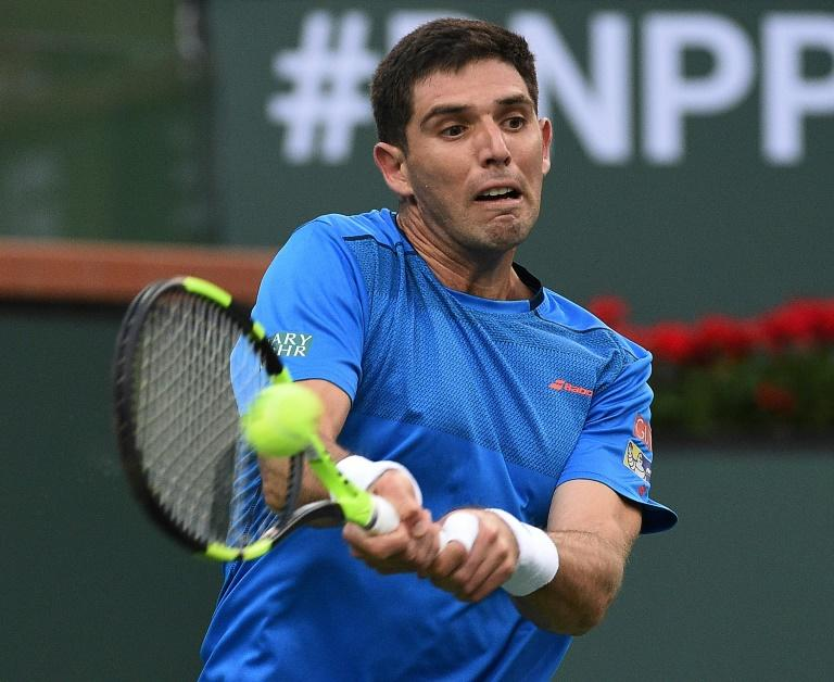 Frederico Delbonis, ranked 67th in the world, is no stranger to upsets in Indian Wells where in 2016 he shocked world number two Andy Murray to reach the fourth round