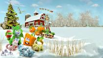 """<p>Fans of Spookley the square pumpkin don't have to say goodbye to him once Christmas is over. In this holiday special, Spookley has to help a red-and-green cat and three kittens find their way home.</p><p><a class=""""link rapid-noclick-resp"""" href=""""https://www.netflix.com/title/81183595"""" rel=""""nofollow noopener"""" target=""""_blank"""" data-ylk=""""slk:WATCH NOW"""">WATCH NOW</a></p>"""