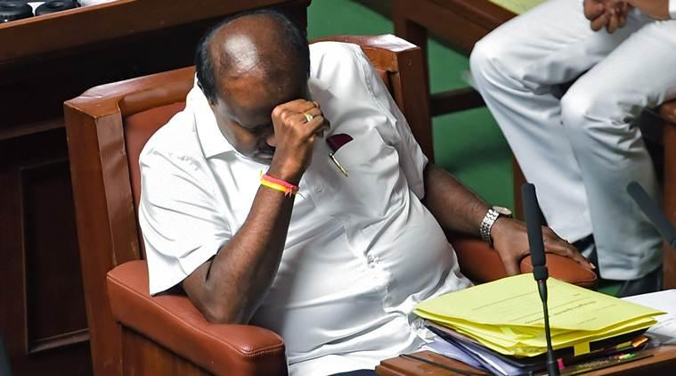 Kumaraswamy got phones of MLAs tapped, says probe, CM calls for report