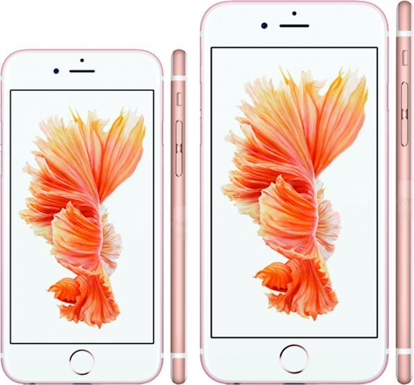 The iPhone 6s and 6s Plus introduceda pressure-sensitive screen.