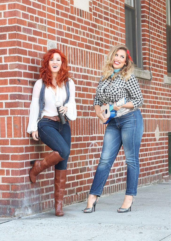 """<p>Rock ensembles inspired by the two reigning queens of country, Dolly and Reba. </p><p><strong>Get the tutorial at <a href=""""http://livingaftermidnite.com/2015/10/3-halloween-costumes-for-you-and-your-bestie.html"""" rel=""""nofollow noopener"""" target=""""_blank"""" data-ylk=""""slk:Living After Midnite"""" class=""""link rapid-noclick-resp"""">Living After Midnite</a>.</strong><br></p><p><a class=""""link rapid-noclick-resp"""" href=""""https://www.amazon.com/Rubies-Costume-Elvis-Novelty-Microphone/dp/B002L2YFOM/ref=sr_1_10?dchild=1&keywords=costume+microphone&qid=1591992018&sr=8-10&tag=syn-yahoo-20&ascsubtag=%5Bartid%7C10050.g.21349110%5Bsrc%7Cyahoo-us"""" rel=""""nofollow noopener"""" target=""""_blank"""" data-ylk=""""slk:SHOP COSTUME MICROPHONE"""">SHOP COSTUME MICROPHONE</a></p>"""