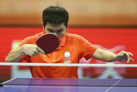 Table Tennis Fabulous Fan Dethrones Boll At Top Of World