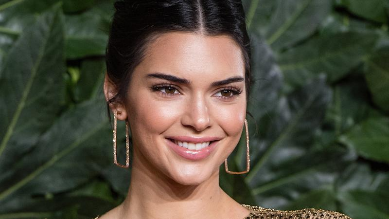 Kendall Jenner Casually Hung Out at Her Ex Ben Simmons' Basketball Game, NBD
