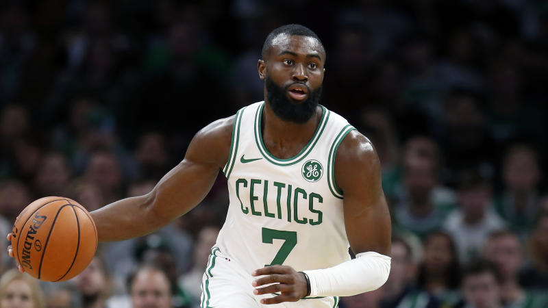 Jaylen Brown Agrees To Four-Year, $115M Extension With Celtics