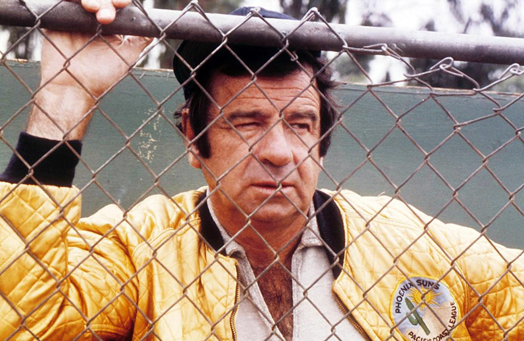 """<b>Assistant Coach: Morris Buttermaker </b>(Walter Mathau) in """"The Bad News Bears"""" -- We wouldn't want Dugan to have to drink alone."""