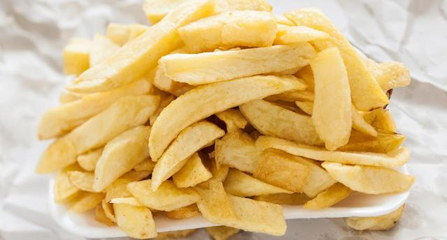 Brits have weighed in on what constitutes the perfect chip. [Photo: Getty]