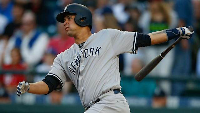 Sanchez suffered a Grade 1 muscle strain in Saturday's game against the Orioles.