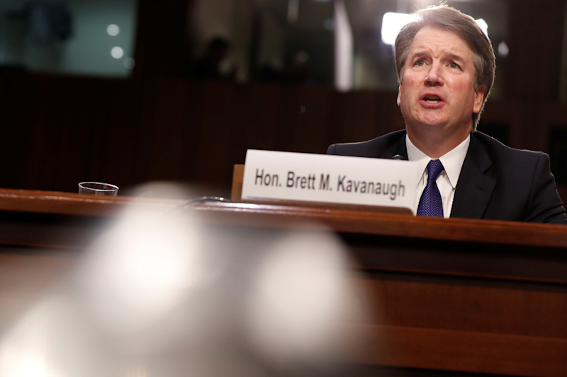 New York Times' Faces Questions over Handling of Kavanaugh Sexual Misconduct Story