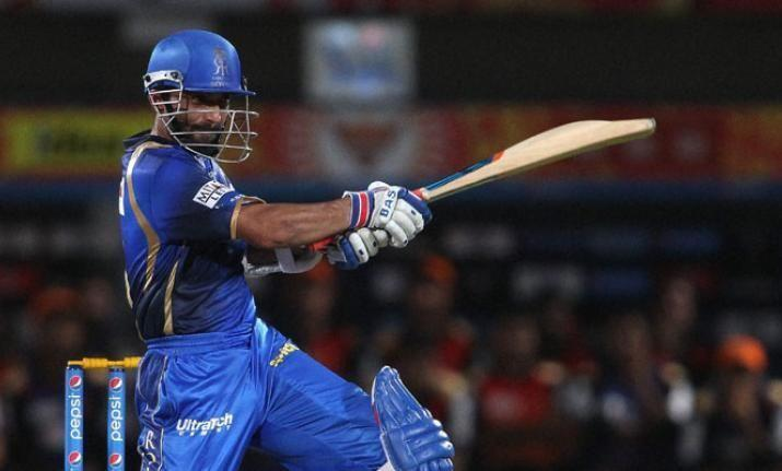 Ajinkya Rahane replaced Steve Smith as the captain of Rajasthan Royals for IPL 2018
