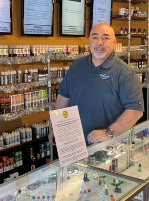 Vape shop owner: I quit smoking thanks to vaping. Banning flavors hurts adults like me.