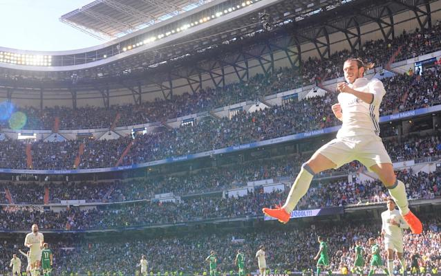 <span>Bale has become a world superstar at Real Madrid</span> <span>Credit: Getty images </span>
