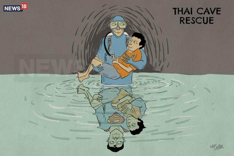 Two Australian Divers Were Given Diplomatic Immunity in Case Thai Cave Rescue Failed: Report