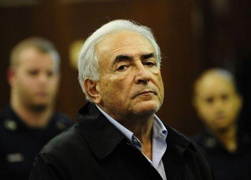 Dominique Strauss-Kahn has filed a $1 million countersuit against the New York hotel maid who accused him of assault