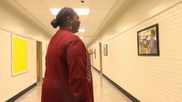PHOTO: While working as a bus driver, Pam Talbert decided it was time to go to college. Her dream was to become an educator and help kids who were facing the same learning challenges she faced as a student. (WBRZ)