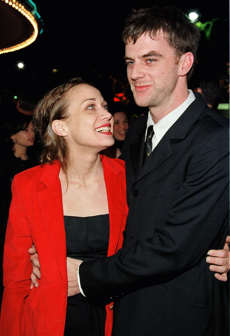 Apple dated director Paul Thomas Anderson (seen here at the 1999 premiere for his film Magnolia) until 2002. (Photo: Reuters)