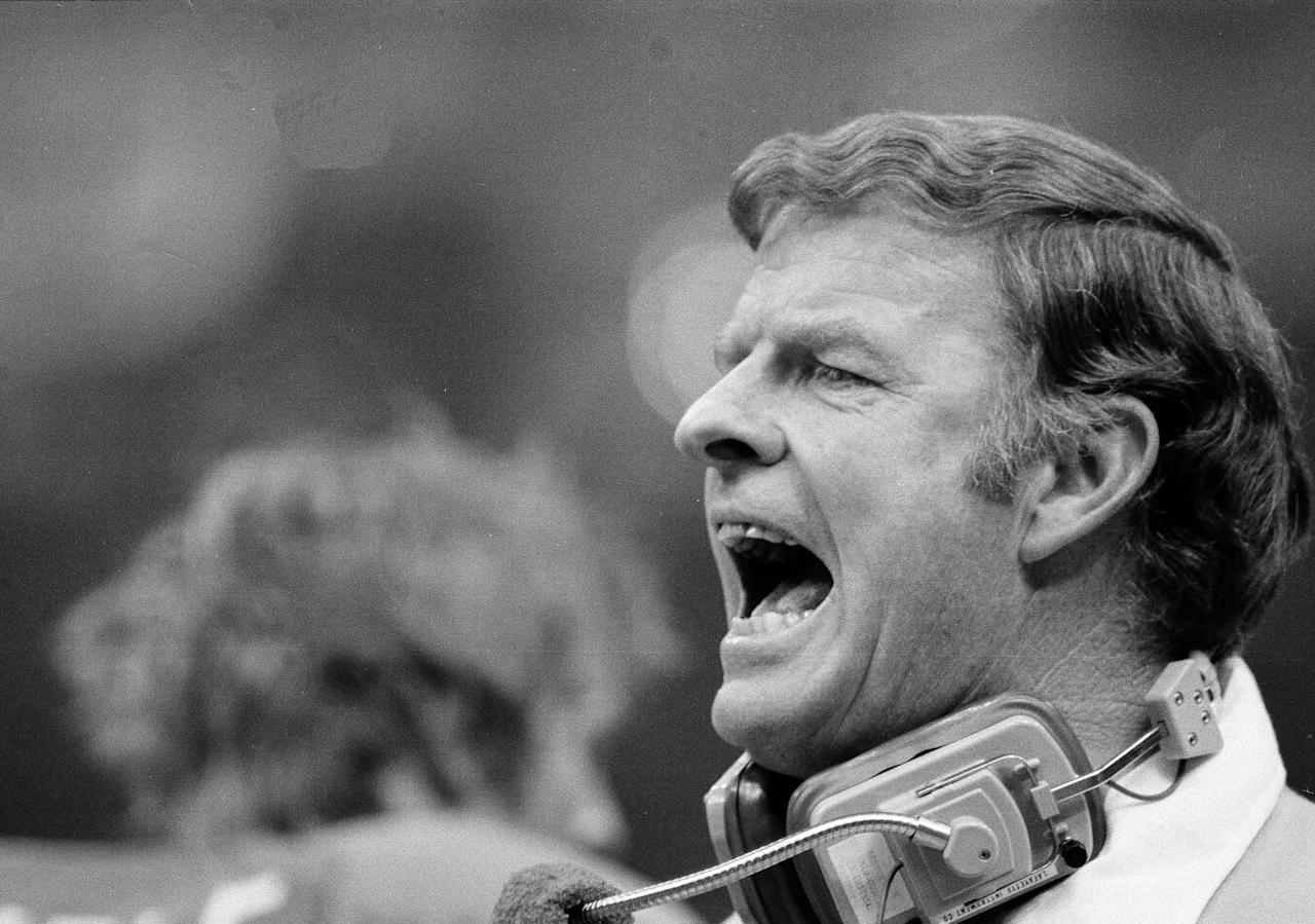 <p>Red Miller (1927-2017): NFL coach who led the Denver Broncos to their first Super Bowl appearance in 1978. </p>