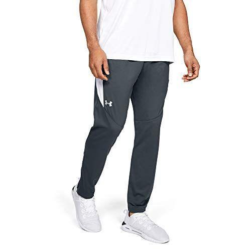 """<p><strong>Under Armour</strong></p><p>amazon.com</p><p><strong>$49.95</strong></p><p><a href=""""https://www.amazon.com/dp/B08FCY8TVR?tag=syn-yahoo-20&ascsubtag=%5Bartid%7C10054.g.36132652%5Bsrc%7Cyahoo-us"""" rel=""""nofollow noopener"""" target=""""_blank"""" data-ylk=""""slk:Shop Now"""" class=""""link rapid-noclick-resp"""">Shop Now</a></p><p>One <a href=""""https://www.amazon.com/gp/customer-reviews/R34RW9FPVUDXVR/ref=cm_cr_dp_d_rvw_ttl?ie=UTF8&ASIN=B08FCWLPKM"""" rel=""""nofollow noopener"""" target=""""_blank"""" data-ylk=""""slk:Amazon shopper"""" class=""""link rapid-noclick-resp"""">Amazon shopper</a> confessed to purchasing these moisture-wicking sweats in """"every color that they make.""""</p>"""