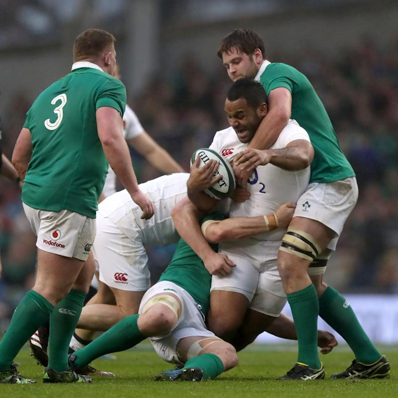 Billy Vunipola - Credit: PA