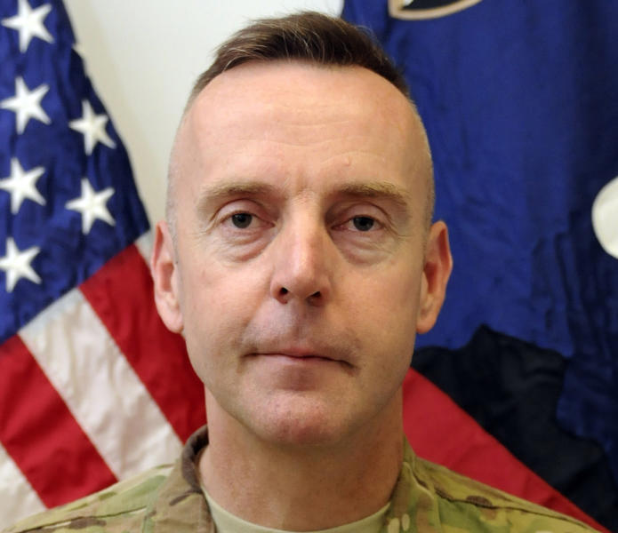 FILE - This undated file photo provided by the U.S. Army shows Brig. Gen. Jeffrey A. Sinclair. The number of U.S. soldiers forced out of the Army because of bad conduct or crimes has soared in the last several years, as the military comes out of a decade of war that put a greater focus on battle competence than character. Data obtained by The Associated Press shows that the number of officers who left the Army due to misconduct tripled in the last three years. And the number of enlisted soldiers forced out for drug, alcohol, crimes and other misconduct shot up from about 5,600 in 2007 as the Iraq war peaked, to more than 11,000 last year. (AP Photo/U.S. Army, File)
