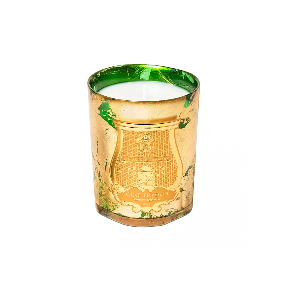 """$125, Bloomingdale's. <a href=""""https://www.bloomingdales.com/shop/product/cire-trudon-holiday-gabriel-classic-candle?ID=3823974&CategoryID=1001542"""" rel=""""nofollow noopener"""" target=""""_blank"""" data-ylk=""""slk:Get it now!"""" class=""""link rapid-noclick-resp"""">Get it now!</a>"""