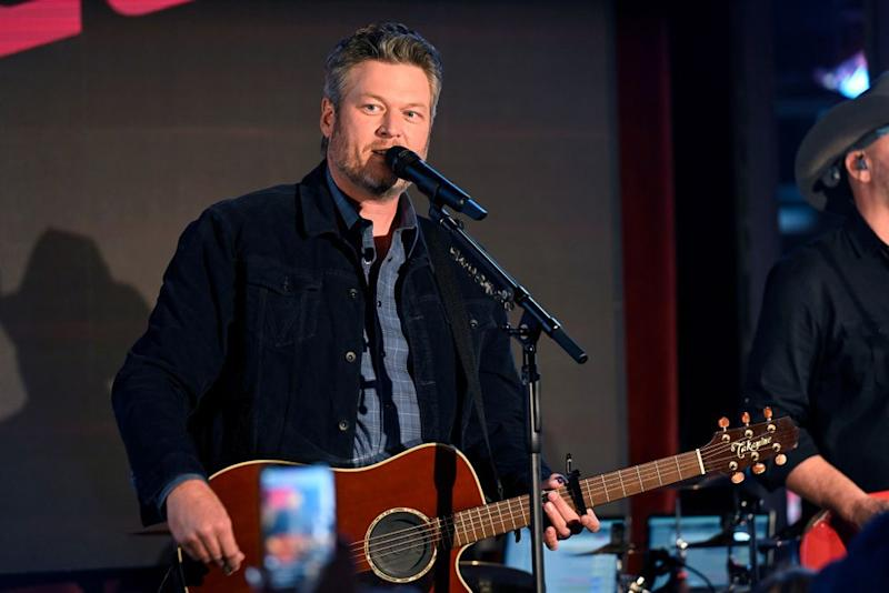 Blake Shelton | Katherine Bomboy/Getty Images