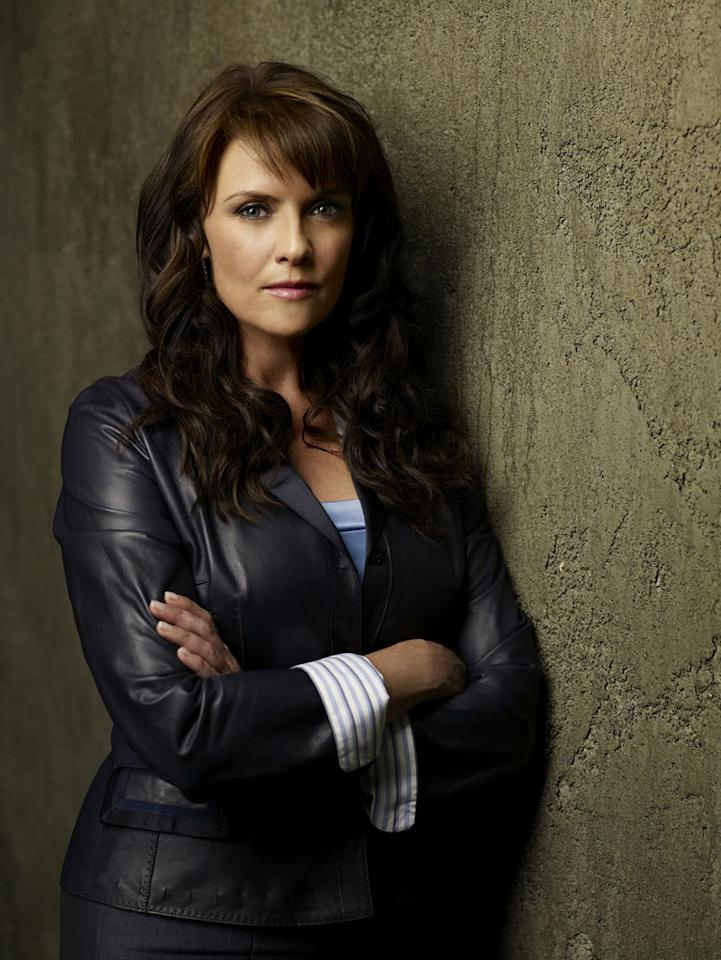 """Amanda Tapping stars as Dr. Helen Magnus in """"Sanctuary."""""""