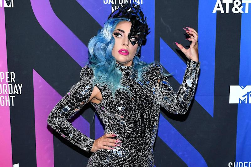 Lady Gaga on 1 February 2020 in Miami, Florida: Dimitrios Kambouris/Getty Images for AT&T
