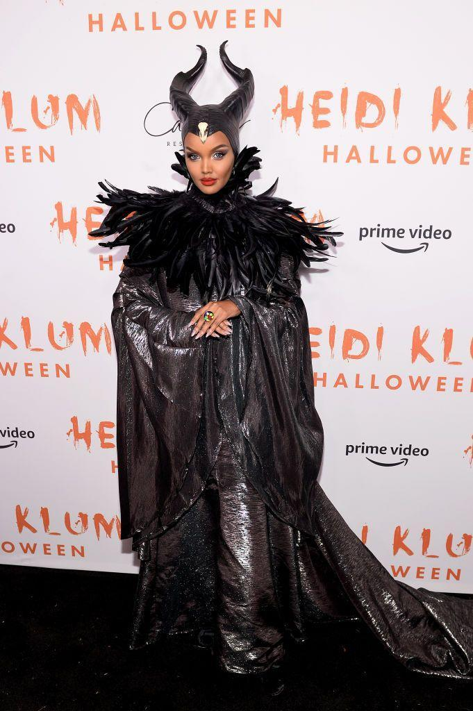 <p>As Maleficent. </p>