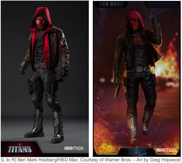 Titans Here S Your First Look At Jason Todd S Red Hood Supersuit In Season 3 Photos Fans are always speculating about idols's height and weight. yahoo news canada