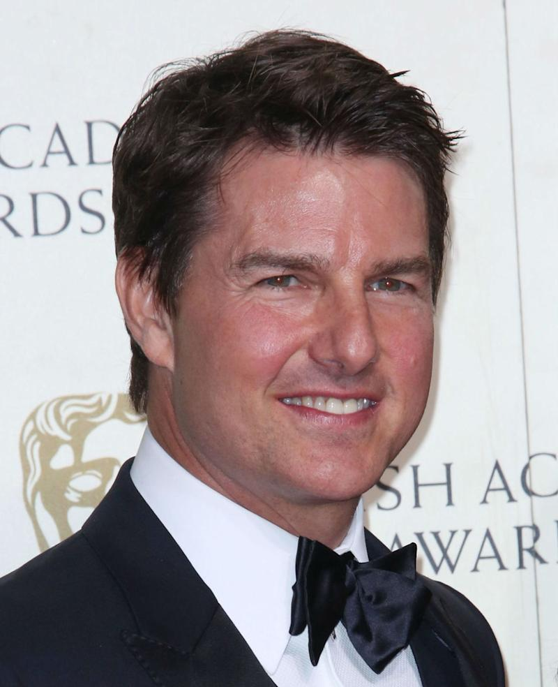 Twitter Frenzy Over Tom Cruise's 'Puffy' Face At The BAFTAs