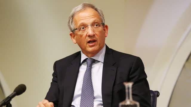 Bank of England deputy governor Sir Jon Cunliffe