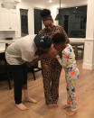 """<p>In November 2017, the <em>Sister, Sister</em> star shared a <a href=""""https://www.instagram.com/p/BbPn2JOh5kI/"""" rel=""""nofollow noopener"""" target=""""_blank"""" data-ylk=""""slk:super cute photo"""" class=""""link rapid-noclick-resp"""">super cute photo</a> to announce she and husband Cory Hardrict were expecting their second child. Cory, along with the couple's son, Cree, gently kissed Tia's baby bump.</p><p>In <a href=""""https://www.instagram.com/p/BicX1eVFao9/"""" rel=""""nofollow noopener"""" target=""""_blank"""" data-ylk=""""slk:May 2018"""" class=""""link rapid-noclick-resp"""">May 2018</a>, the family welcomed daughter <a href=""""https://www.instagram.com/p/BknYTIhFfN-/"""" rel=""""nofollow noopener"""" target=""""_blank"""" data-ylk=""""slk:Cairo"""" class=""""link rapid-noclick-resp"""">Cairo</a>.</p>"""