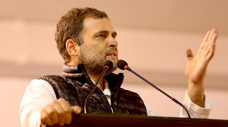 Rahul Gandhi Jabs Donald Trump Over 'Retaliation' Warning, Says India Must Allow Hydroxychloroquine Export After It's Available to Indians in Ample Quantity