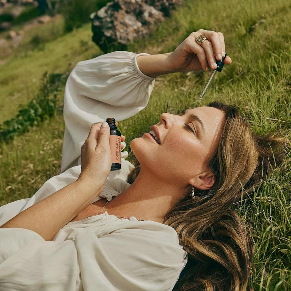 """<p>To young'uns, Josie Maran's fame might have seemed to begin with her eponymous skin-care line. For the rest of us, however, we remember a pre-brand Maran as one of the biggest supermodels of the late '90s and early 2000s, when she was one of Maybelline New York's go-to faces and graced countless magazine covers. Thanks to a beloved, argan-oil-centric collection of face and body products, the brand has been a Sephora and QVC staple for years. And because of its popularity, Maran's insistence on transparency has become a bigger trend in the industry. """"You should know where the ingredients are coming from and be aware that all <a href=""""https://www.allure.com/gallery/founders-of-natural-skin-care-brands-interview?mbid=synd_yahoo_rss"""" rel=""""nofollow noopener"""" target=""""_blank"""" data-ylk=""""slk:natural or organic products"""" class=""""link rapid-noclick-resp"""">natural or organic products</a> have a limited shelf life,"""" she told <em>Allure</em>.</p> <p><strong>Star product:</strong> We would be remiss to not call out the original <a href=""""https://shop-links.co/1747580522790877414"""" rel=""""nofollow noopener"""" target=""""_blank"""" data-ylk=""""slk:100% Pure Argan Oil"""" class=""""link rapid-noclick-resp"""">100% Pure Argan Oil</a> ($49) as Josie Maran's true must-have product. Sure, you'll find argan oil in every item in the line, but there's just no denying the invaluable versatility of this classic <a href=""""https://www.allure.com/review/josie-maran-argan-oil-moisturizer?mbid=synd_yahoo_rss"""" rel=""""nofollow noopener"""" target=""""_blank"""" data-ylk=""""slk:Readers' Choice Award-winning"""" class=""""link rapid-noclick-resp"""">Readers' Choice Award-winning</a> skin and hair moisturizer.</p>"""