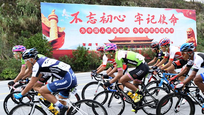 The Tour of Fuzhou was the final race of the Chinese autumn