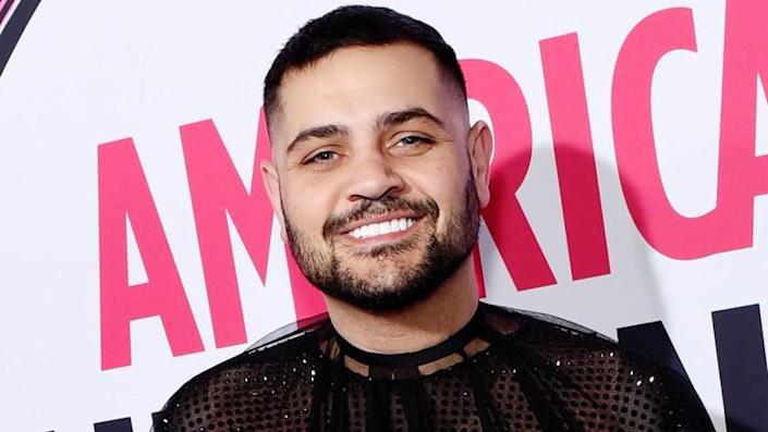 HOLLYWOOD, CALIFORNIA - NOVEMBER 18: Michael Costello attends the 2nd Annual American Influencer Awards at Dolby Theatre on November 18, 2019 in Hollywood, California. (Photo by Presley Ann/Getty Images for American Influencer Awards )
