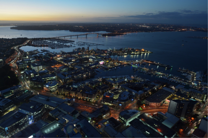 <p>New Zealand's first and only entry on the list is Auckland, which scored 95.7 points. The former capital has a population of 1.37 million and scored perfectly for education. (Rex features) </p>