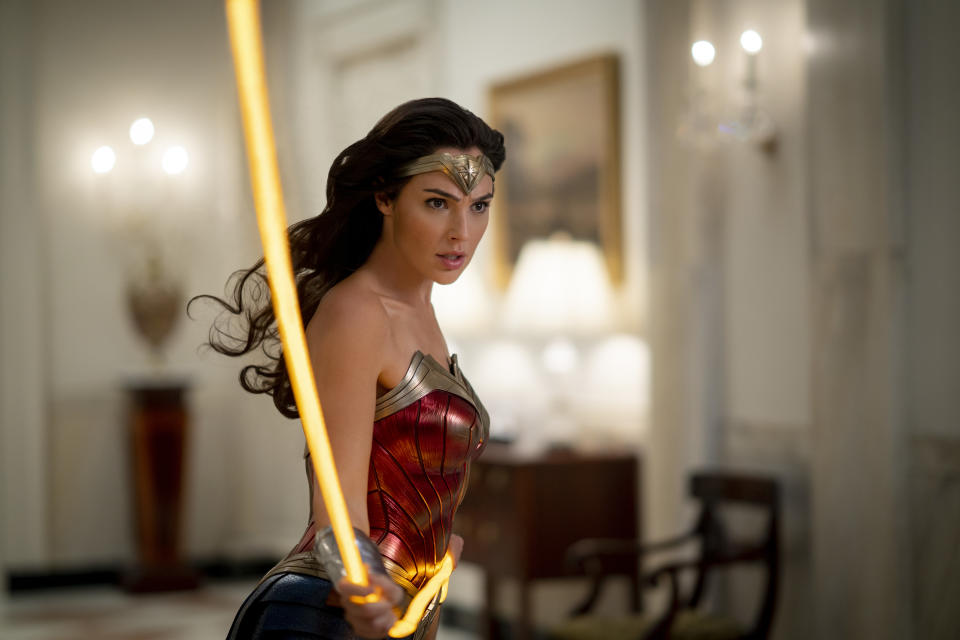 A still from Wonder Woman 1984. (Warner Bros.)