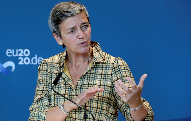 """FILE PHOTO: """"European Competition Day"""" at the German Economy Ministry in Berlin"""