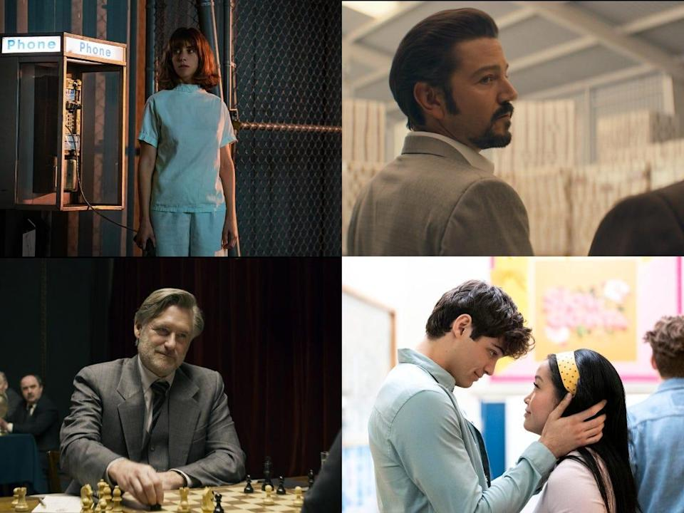 """""""Horse Girl,"""" """"Narcos: Mexico: Season 2,"""" """"The Coldest Game"""" and """"To All the Boys: P.S. I Love You"""" are four of the new titles coming to Netflix in February."""