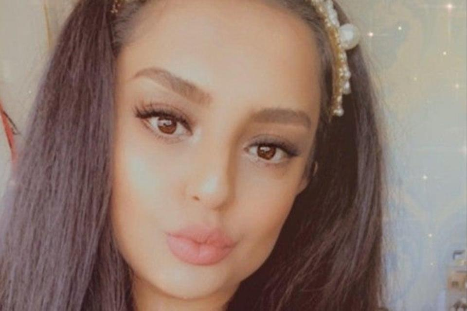 Sabina Nessa, 28, was found dead just after 5.30pm on Saturday afternoon (HANDOUT)